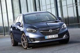 Новые двигатели для Opel Astra и Cascada